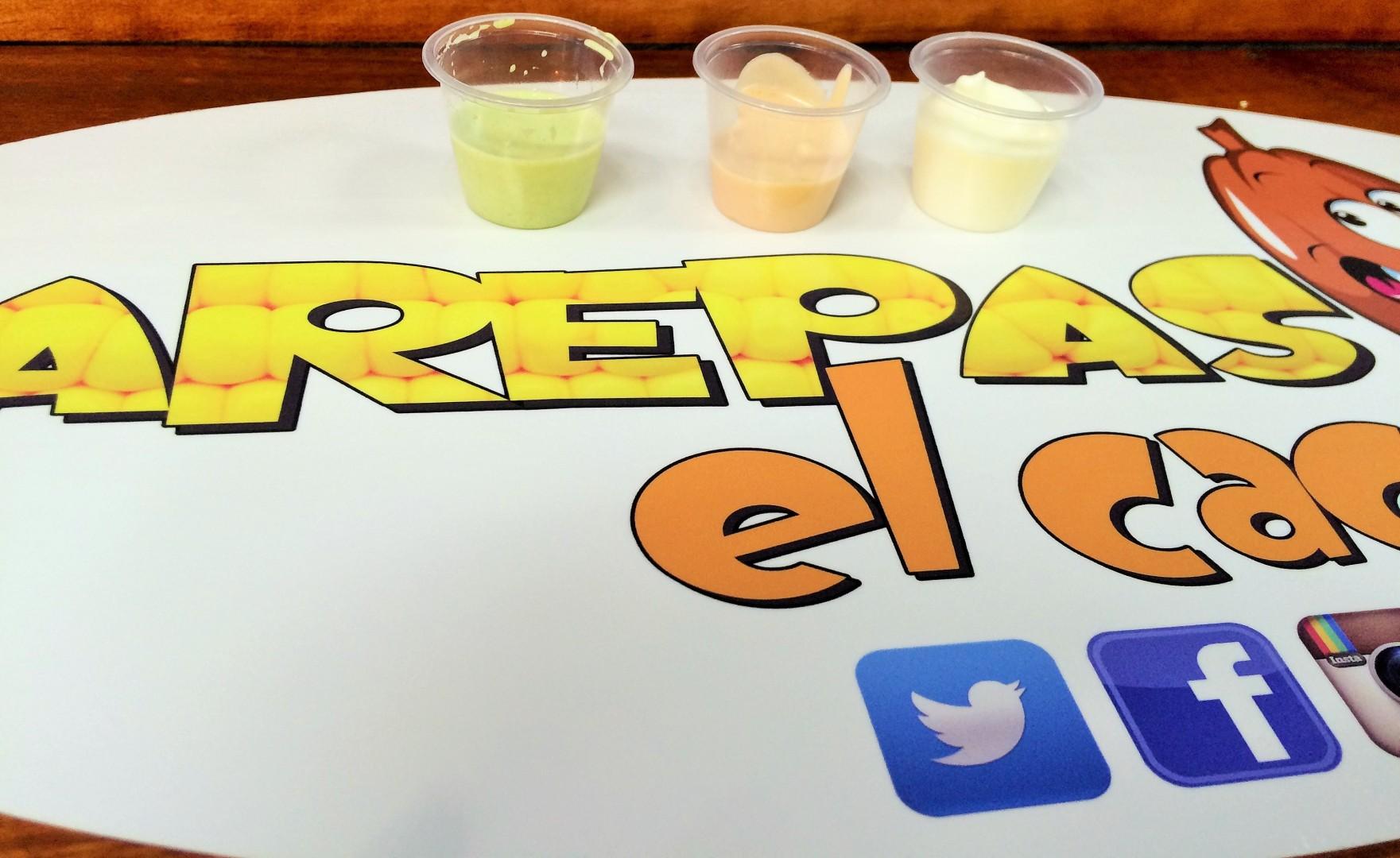 Arepas El Cacao for Venezuelan street foods in Orlando