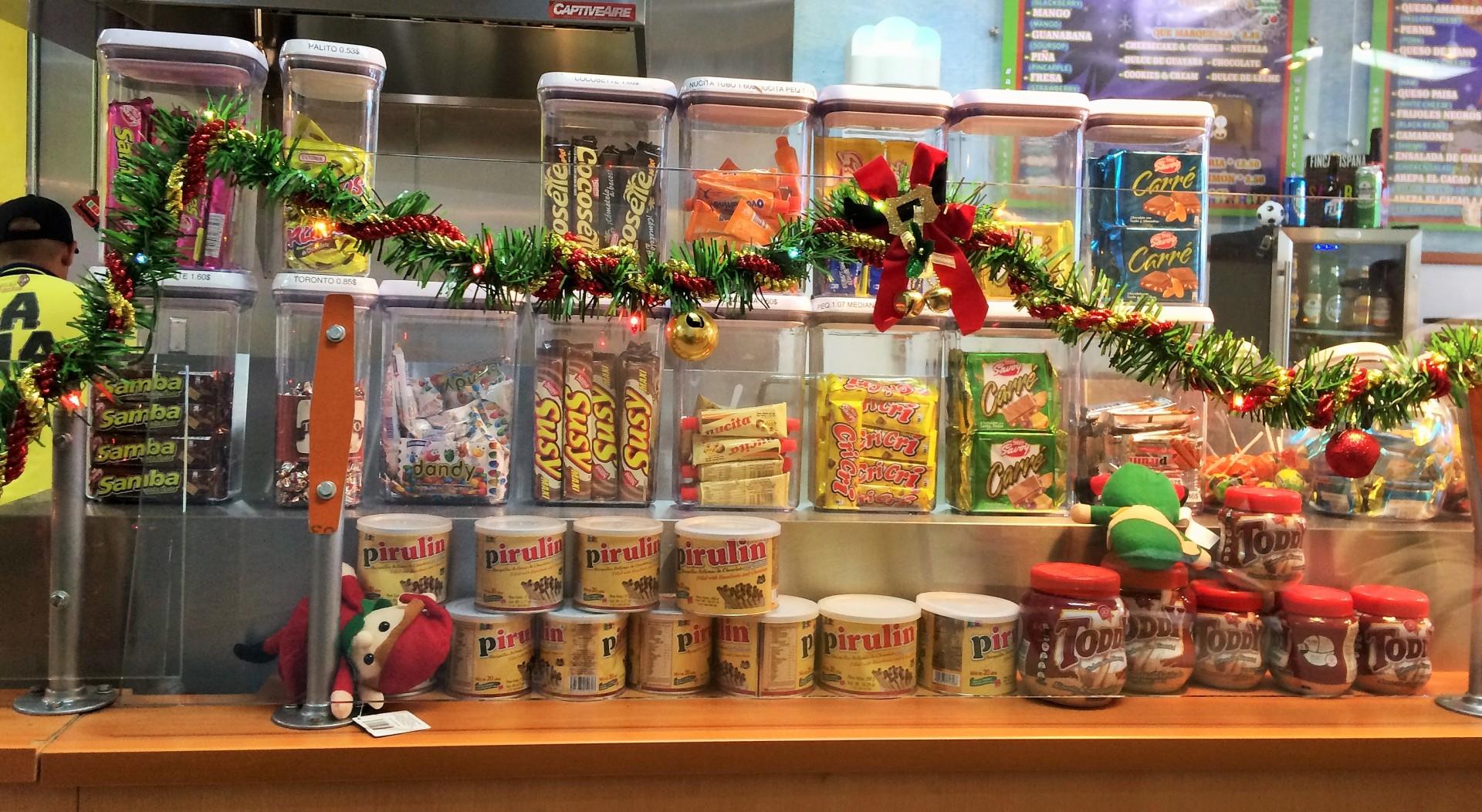 Venezuelan candies