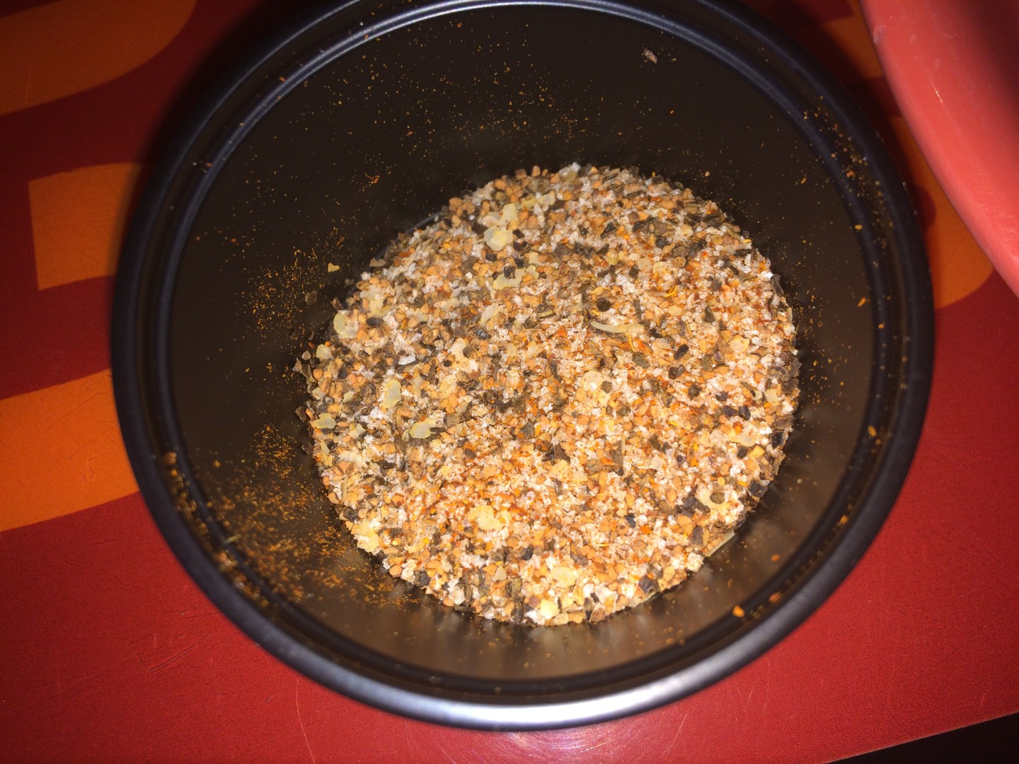 "The chili-lime ""seasoning"""