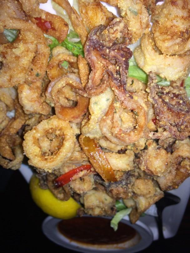 Calamaria fritti