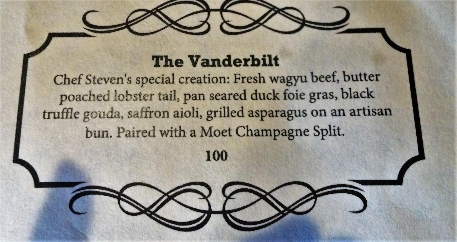 The Vanderbilt