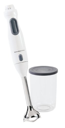 KitchenAid KHB100WH immersion blender