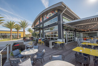 Canvas Restaurant and Market is a good Lake Nona choice for Mothers Day in Orlando 2016