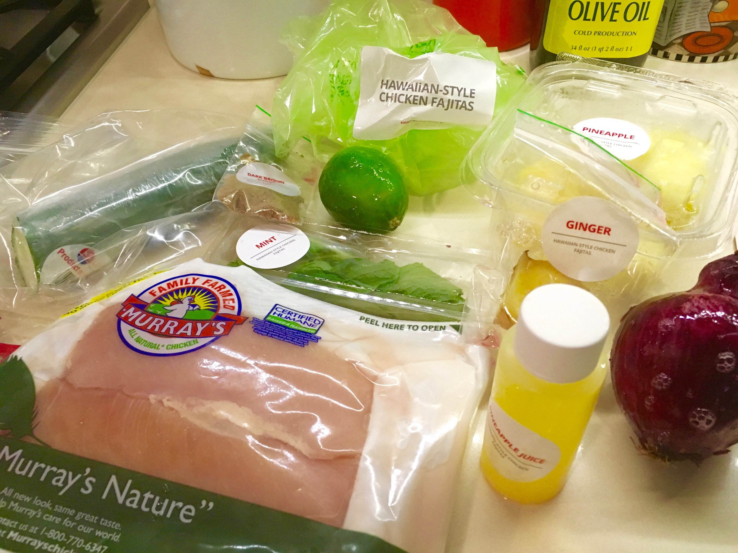 Blue apron orlando