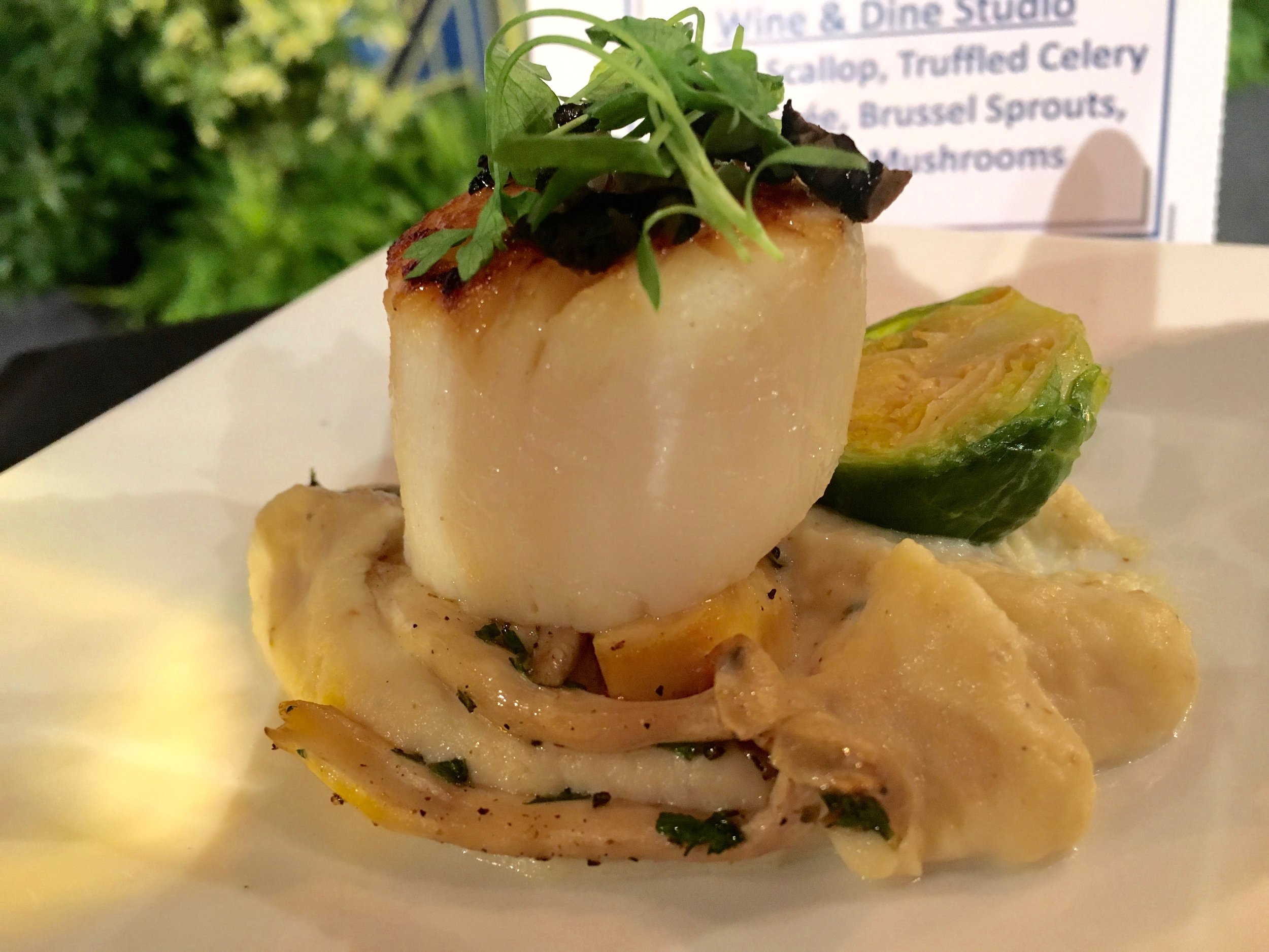 The number one Best New Dishes at Epcot Food and Wine Festival 2016