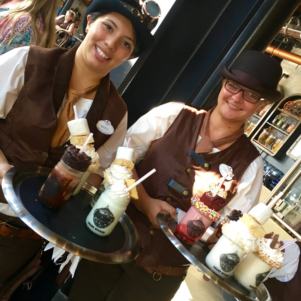 Introducing The Toothsome Chocolate Emporium
