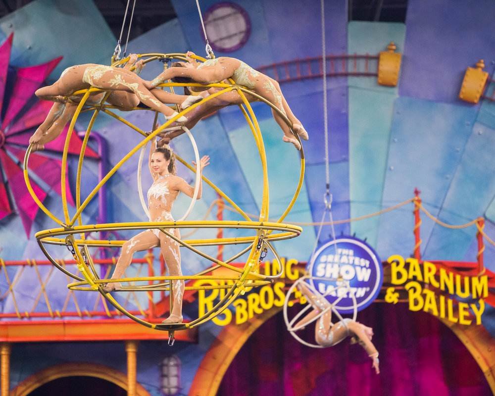 See a New XTREME Circus Ringling Bros. and Barnum & Bailey