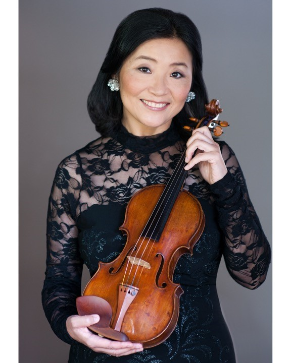 Hear a Romantic Violin Concert at the Polasek Museum Ayako Yonetani