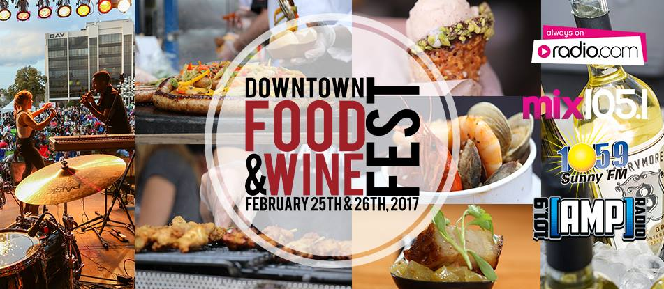 Orlando's Downtown Food and Wine Fest: February