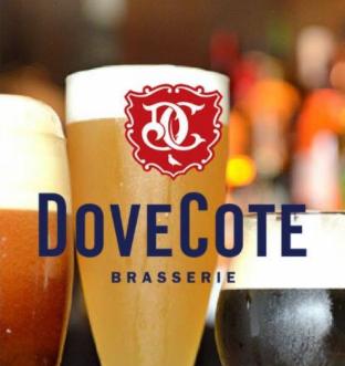 Drink Cask & Larder Beers at DoveCote Dinner