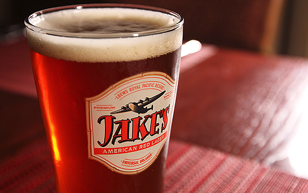Sip Kona Beers at Jake's Dinner