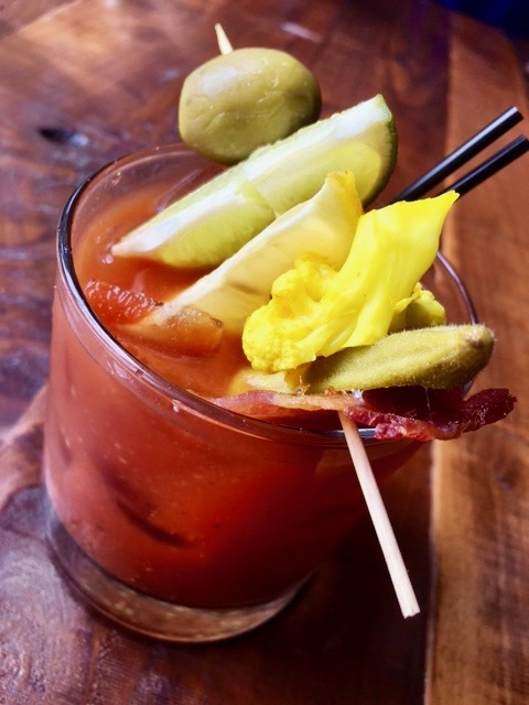 Soco's bloody Mary