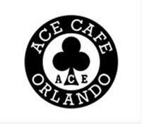 Rev Up for Orlando's Ace Cafe Opening logo