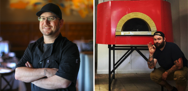 Pizza, Pizza, Piggy-o! The Ravenous Pig and Pizza Bruno Team Up for Dinner