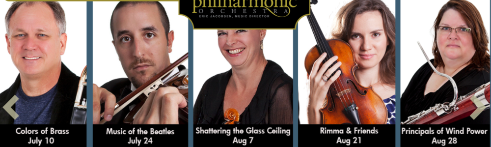 Delve into Five Sounds of Summer with the Orlando Philharmonic