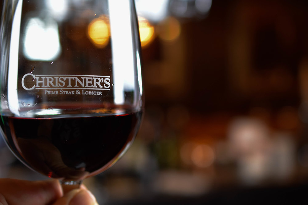 STEAK-OUT. Try Christner's 3-Course Summer Prix Fixe