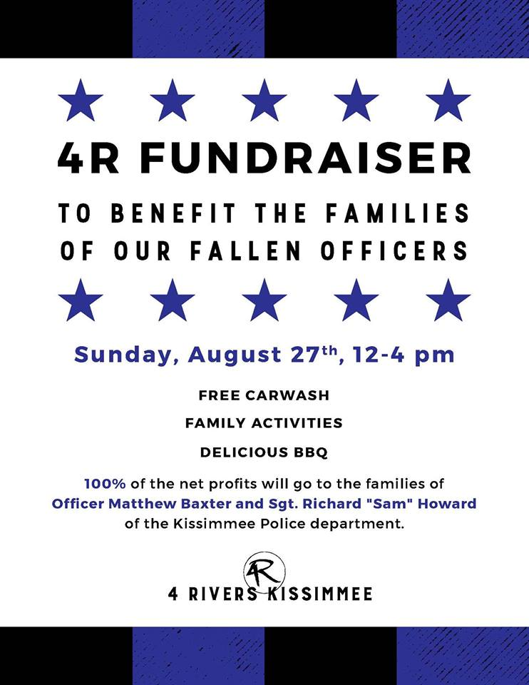 4Rivers Will Host Fundraiser this Sunday
