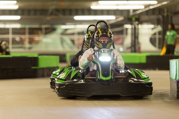 Check Out the New Andretti Indoor Karting via Orlando Preview Weekend