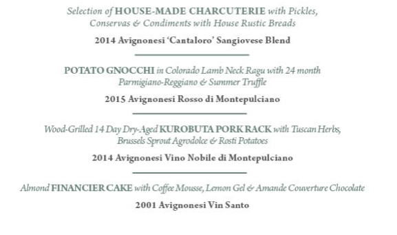 Tuscan Wine Dinner Featuring Avignonesi at 1921 by Norman Van Aken menu.png