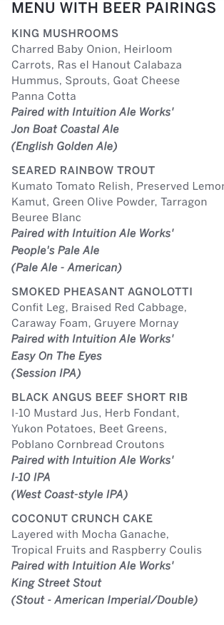 CHINS UP – Jake's Hosts a Beer Dinner menu.png
