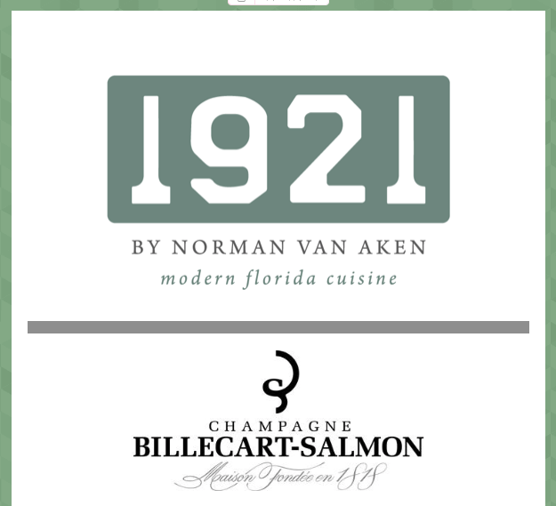 Try Champagne Billecart-Salmon at a 1921 Dinner.png