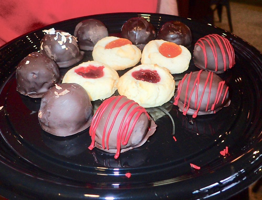 Sanford Food Tour cookies cake balls.jpeg