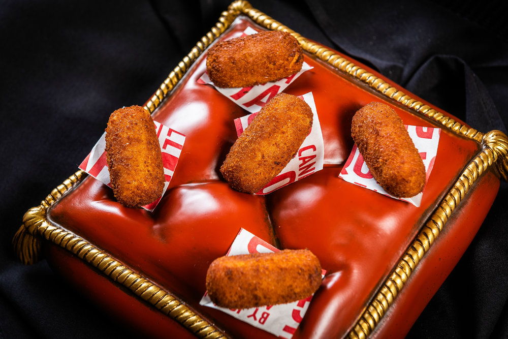 Croquetas de pollo_Jaleo at Disney Springs Will Open March 17.jpg