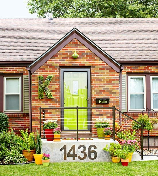 cost-effective curb appeal
