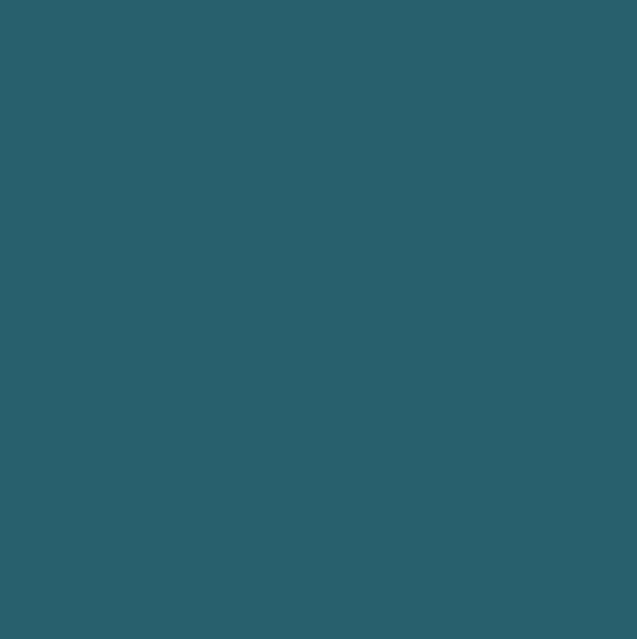 Bermuda Turquoise by Benjamin Moore -- a rich, grown-up take on teal. Great in bathrooms and in rooms with crisp, white trim. Shines in natural light.
