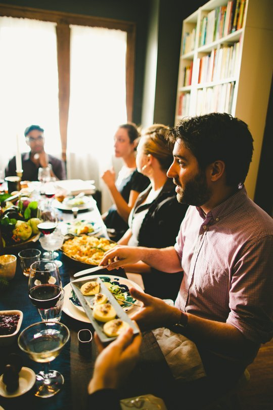 Thanksgiving ideas for hosting or being hosted at any kind of holiday gathering