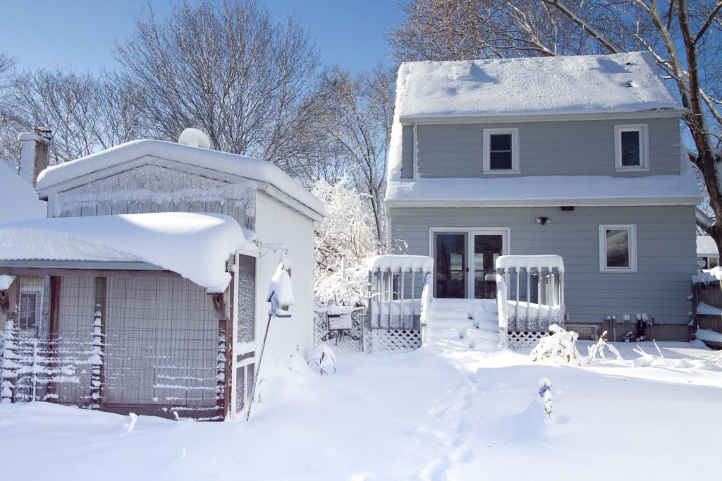 Get your home ready for winter before winter actually arrives!
