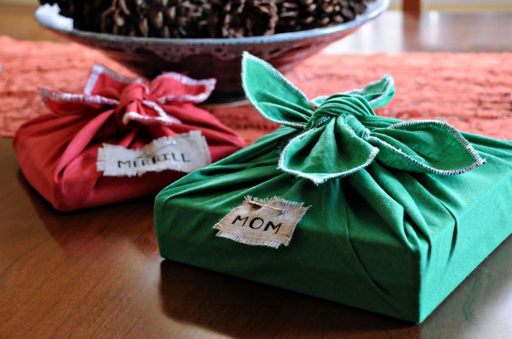 Environmentally conscious christmas gifts
