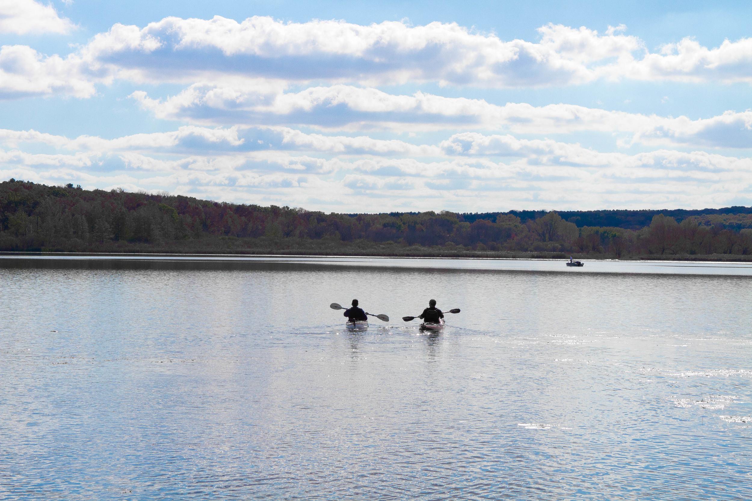 Summer fun in Madison thanks to boat rental at Lake Wingra