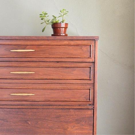 Mid Century Modern dresser.