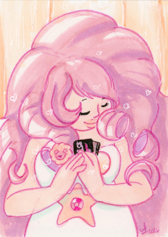 Rose Quartz - Steven Universe