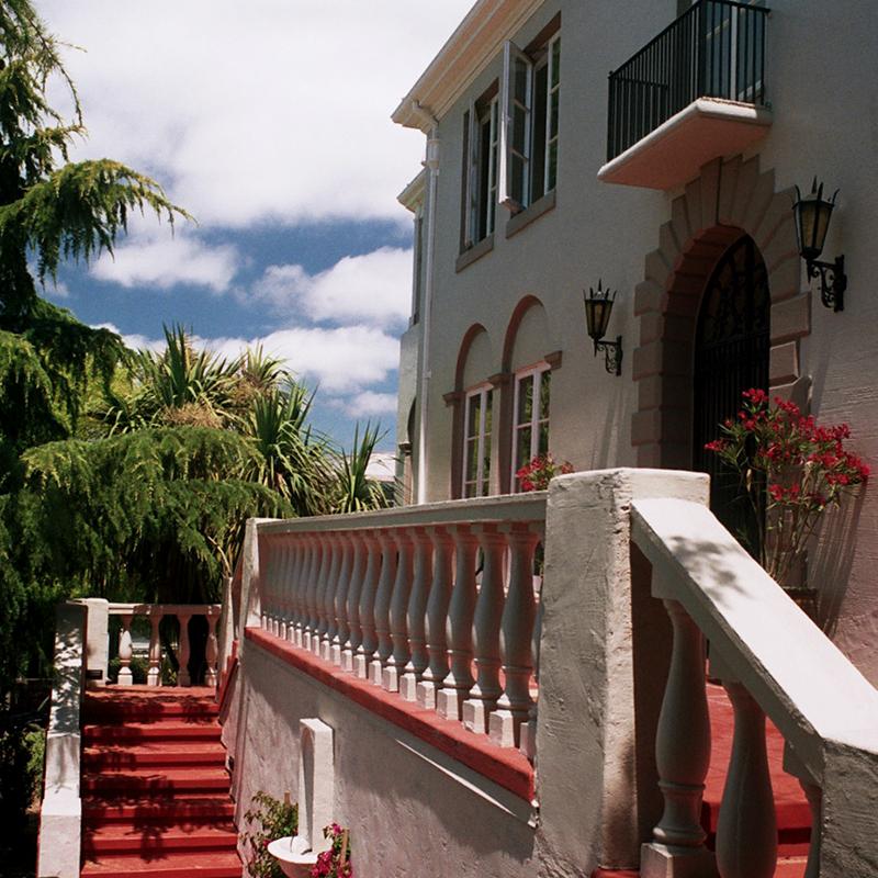 the kaiser house