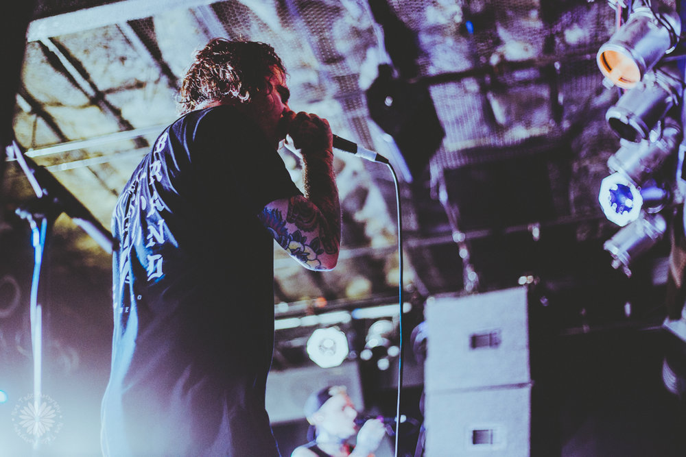 The Amity Affliction || Bottom Lounge