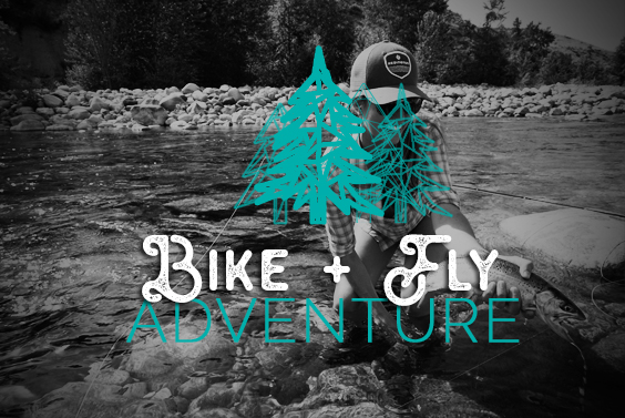 BIKE + FLY ADVENTURE - Why haven't we done this sooner? Bikepacking, guided flyfishing, and a damn good time.
