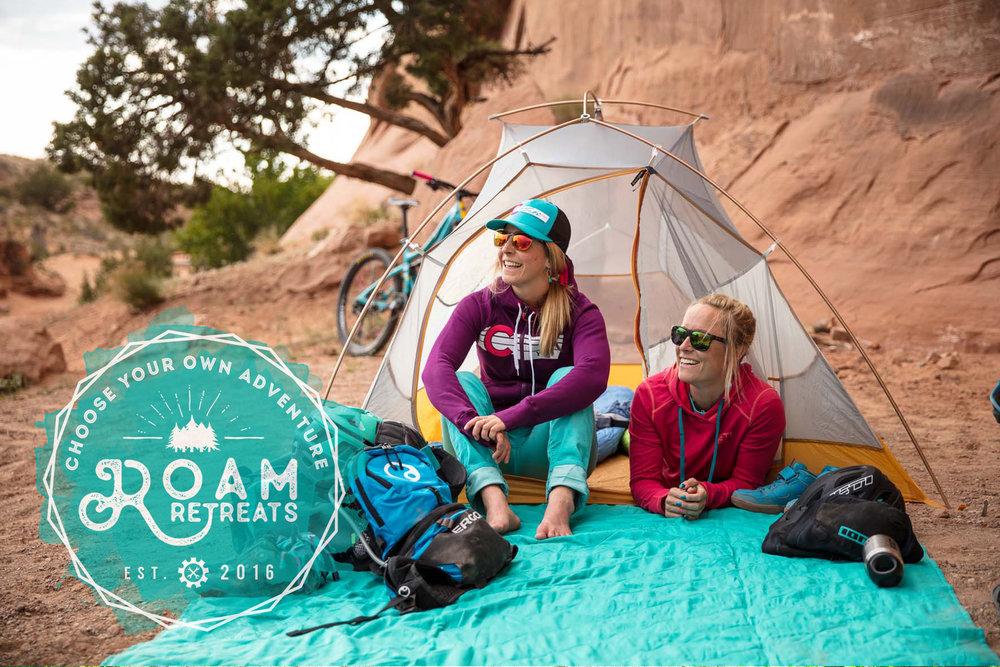 ROAM CAMPING RETREATMOAB, Utah - SEPT 28-30, 2018