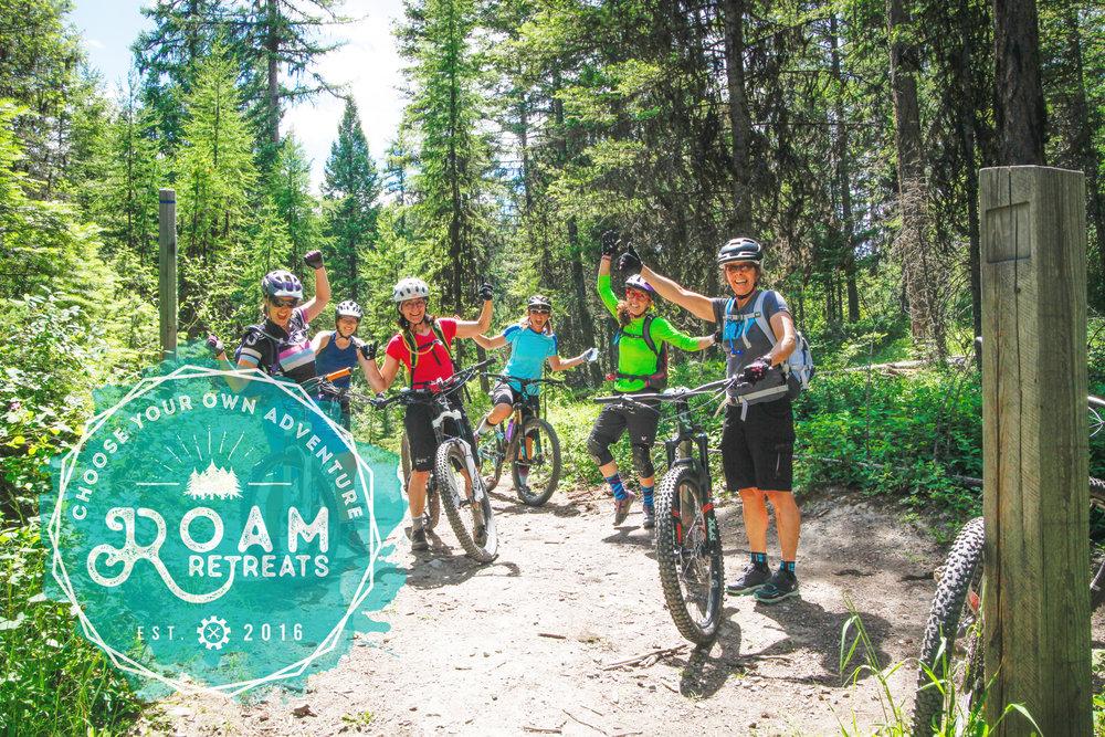 ROAM RETREATWHITEFISH, Montana - JUNE 22-24, 2018