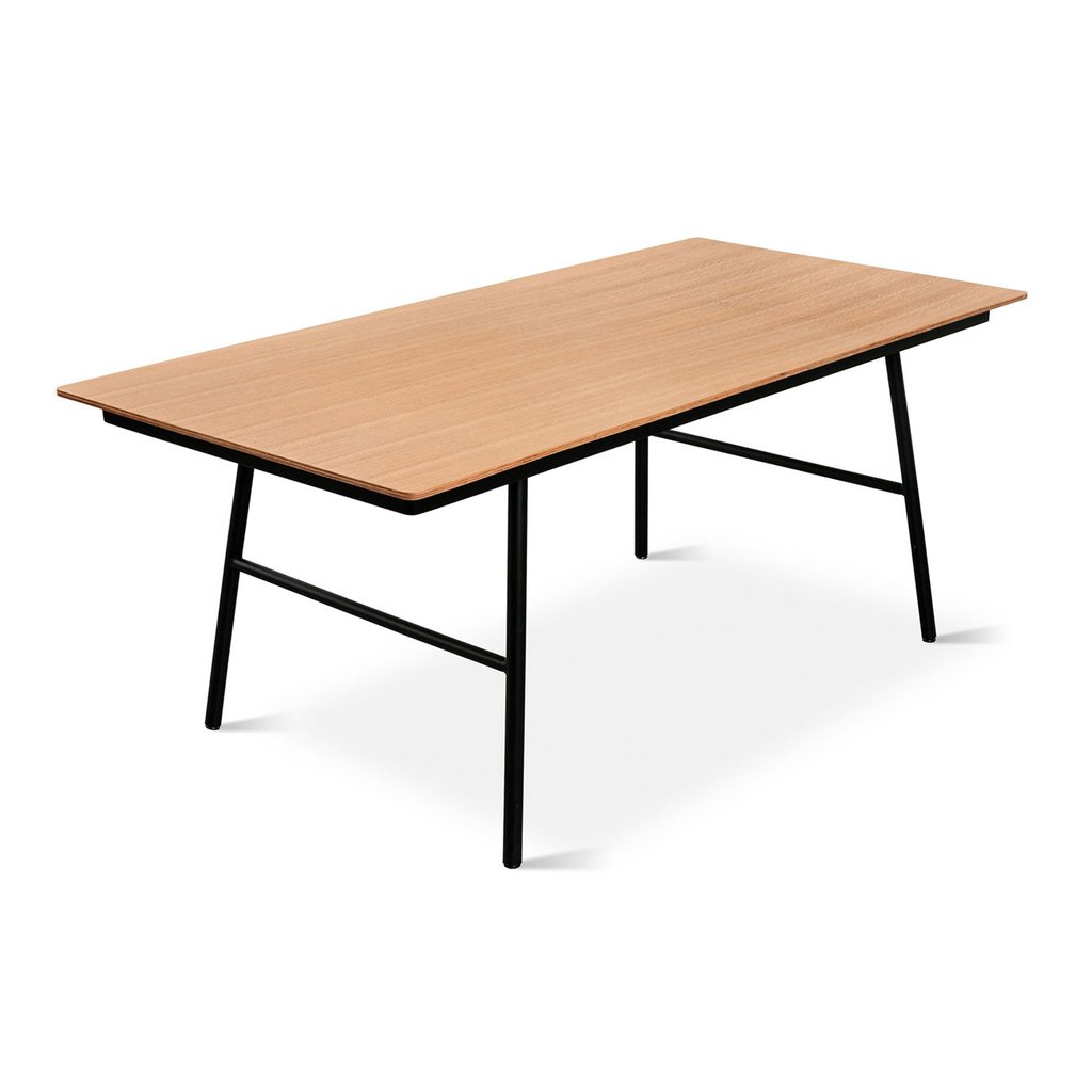 table round school table grain gloss