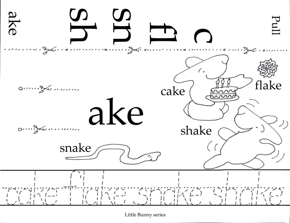 "Click on the above image for all the Silent ""e"" Phonograms in one PDF"