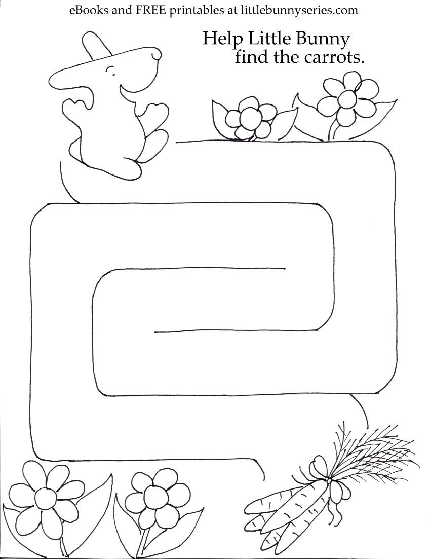 Workbooks » Math Maze Worksheets - Free Printable Worksheets for Pre ...