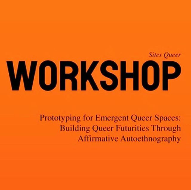"""Hi friends. We know it's been a while...but we could not be more excited to start our new year off by celebrating the incredible work of our co-founder @nene.mk 💗💗 For the next week nènè will be in Puerto Rico presenting their workshop """"Prototyping for Emerging Queer Spaces"""" alongside Queering the Map's Lucas Larochelle (@ontario.mom). 🥰  This new workshop will be presented at #sitesqueer an international interdisciplinary conference at the university of Puerto Rico! During """"Prototyping for Emergent Queer Spaces"""" participants will be sharing stories of queer and/or trans experience(s) that relate to specific space(s) while collaboratively imagining/building new url/irl spaces! 👏🏾💁🏽♀️ The workshop will close this week's #sitesqueer conference in San Juan, Puerto Rico before being  held again in Tio'tia:ke (aka Montreal) this spring/summer!  Needless to say, we are so proud of nènè and are super excited about this project. Tune into our story all week to learn more about what nènè is up to and stay tuned for more info on this amazing workshop ✨"""
