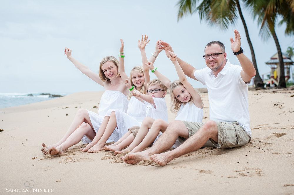 orlando family beach session. Yanitza Ninett Photography