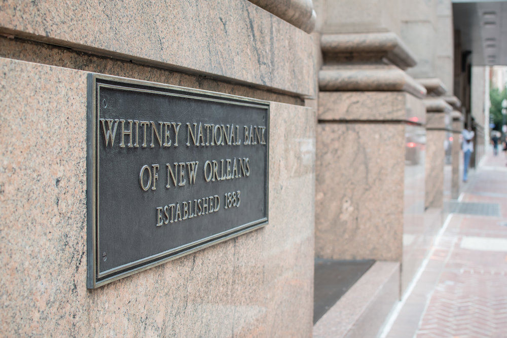 Whitney National Bank of New Orleans