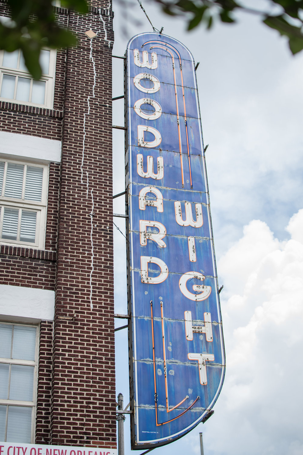 Woodward Wight in New Orleans