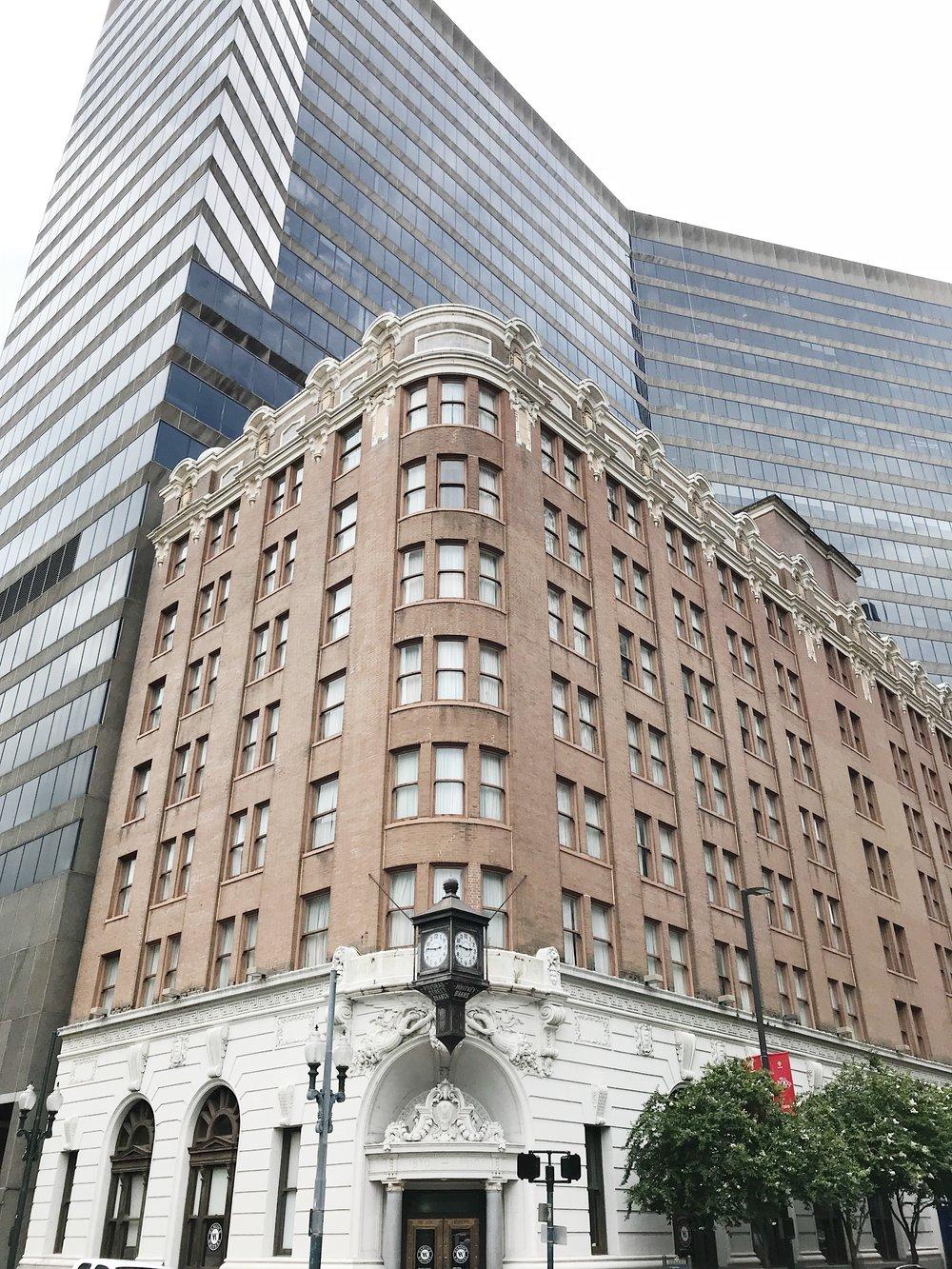 The Whitney Hotel