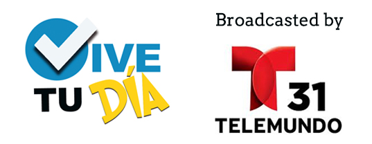 Central Florida TV Show Vive Tu Dia Orlando broadcasted by Telemundo 31