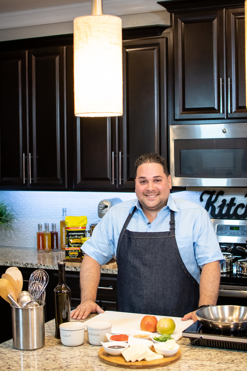 In the Kitchen with Chef Alex Gandia